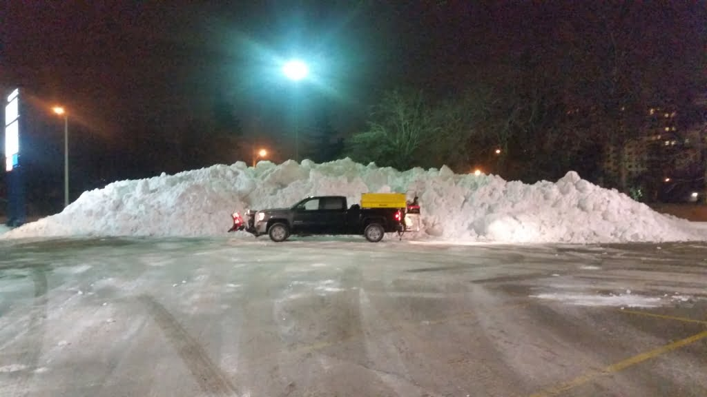 Snow Removal Burlington
